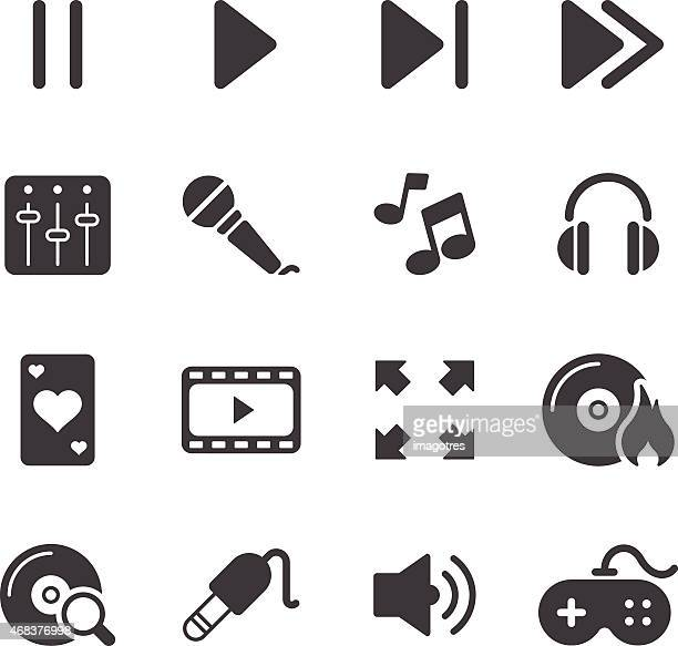 Multimedia - Simple Icons