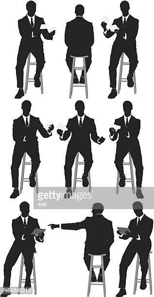 Illustrations Et Dessins Anim 233 S De Tabouret Getty Images