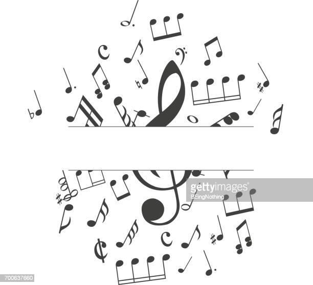 Musik anteckning