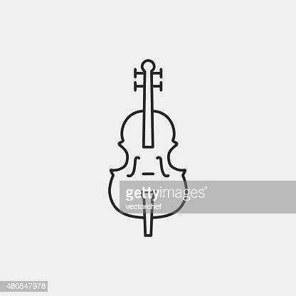 Ícone de Instrumento musical : Arte vetorial