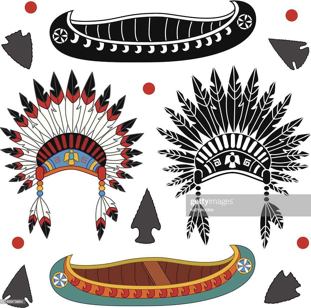 free vector native american - photo #25