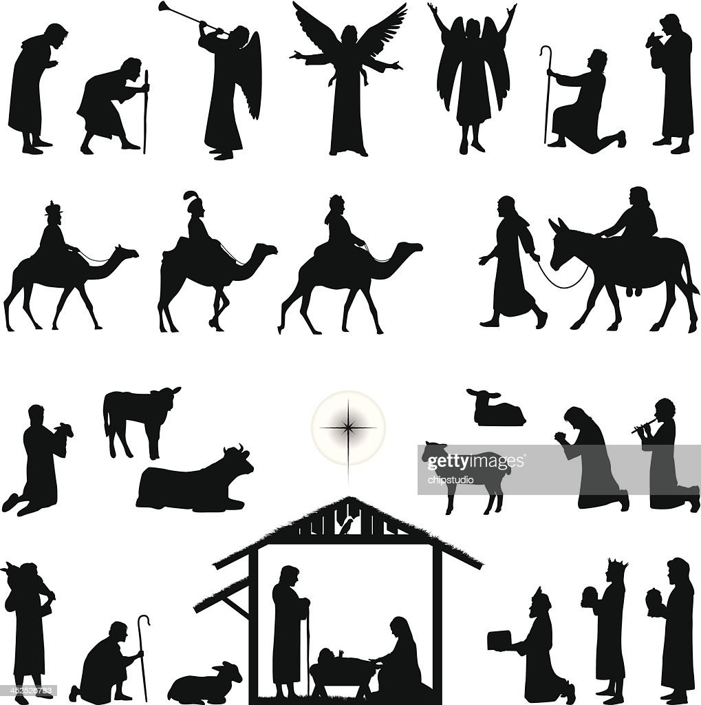 Nativity Vector Art | Getty Images