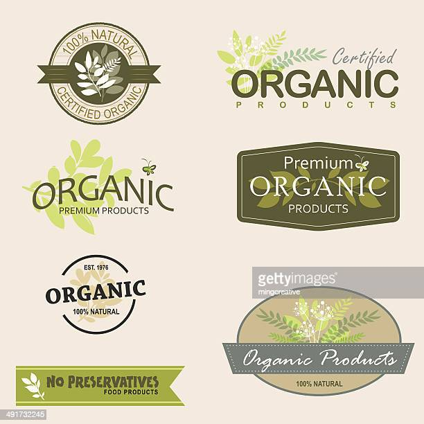 Natural and Organic Product Labels