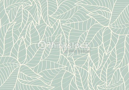 Natural Pattern,Abstract,Curve shape,Leaf Green colour Background : stock vector