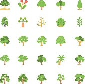 Need a set of awesome nature vectors. Just check out this Nature and Ecology Flat Vector Icons pack. Beautiful nature artwork to add to your forest, tree, floral and garden vector design projects.