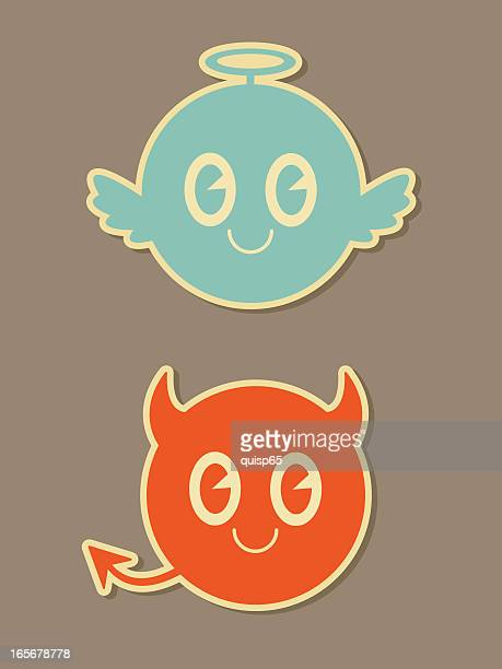 Frech und Nizza Symbole