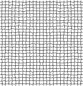 Soccer, football, volleyball, tennis and tennis net pattern. Fisherman hunting net rope texture / pattern.