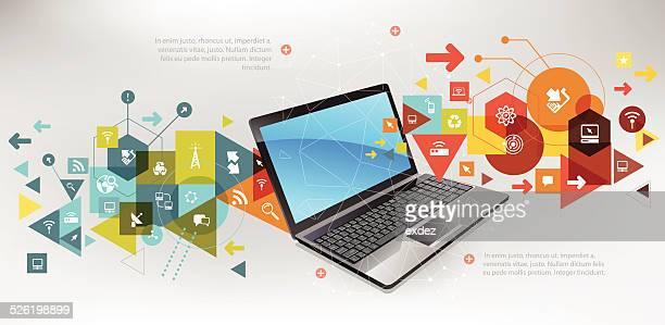 Network und computer