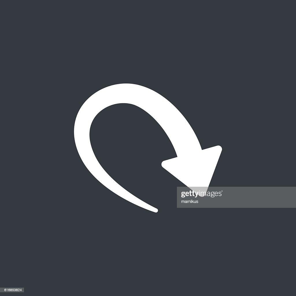 new arrow icon : Vector Art