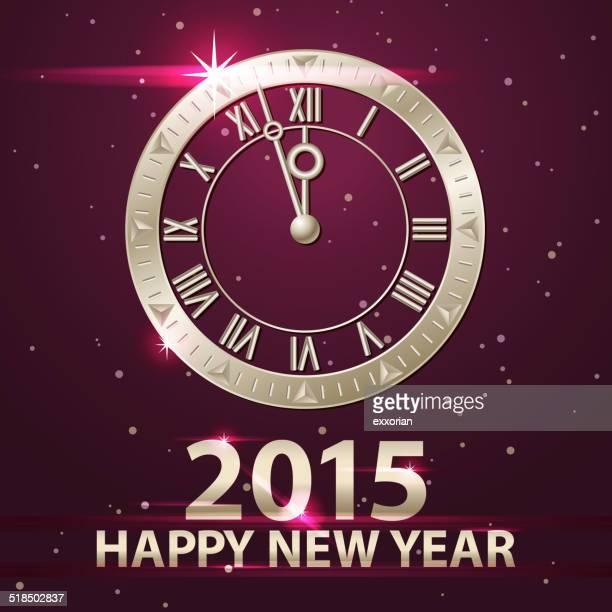 Du nouvel an Coundown 2015