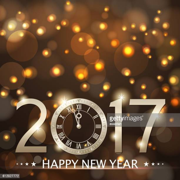 New Year's Eve Countdown 2017