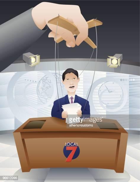 News puppet master