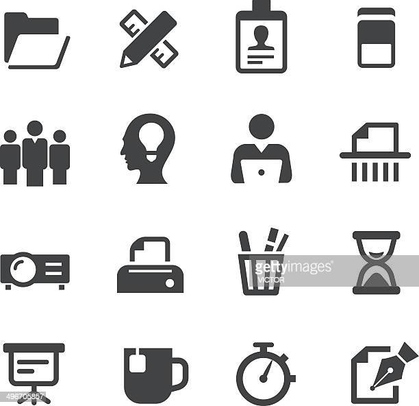 Office and Business Icons - Acme Series