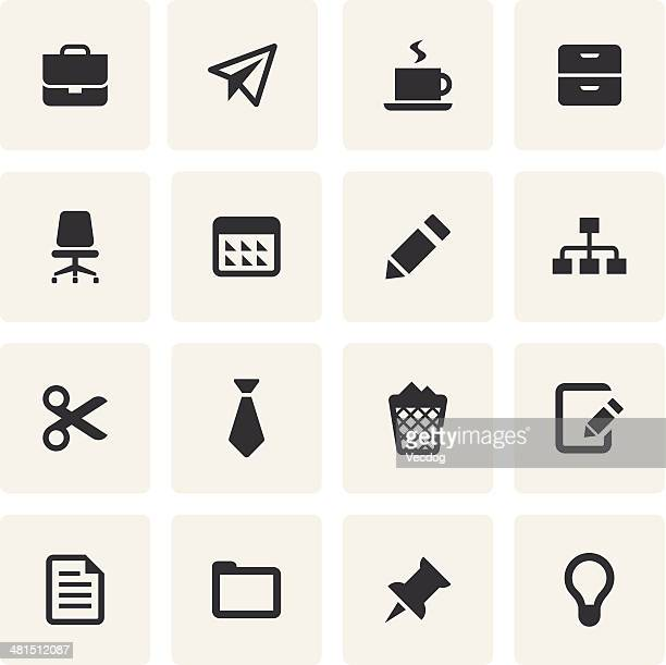 Office Icon Set (Saro Series)
