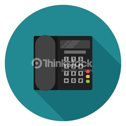 Office Phone Icon Vector Art | Thinkstock