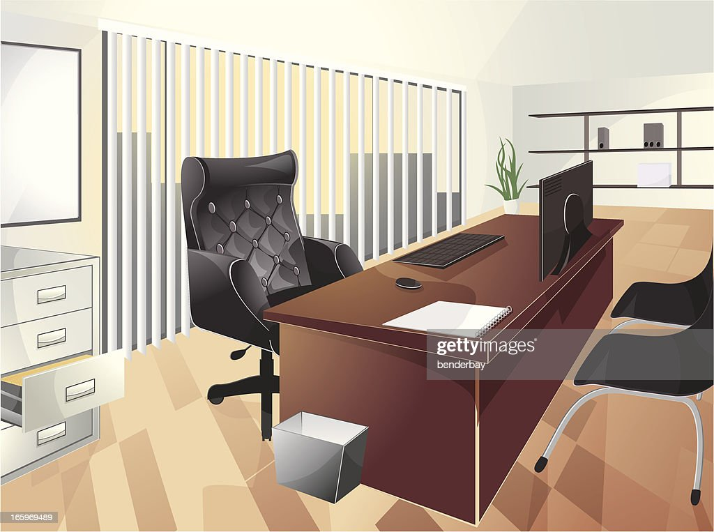 Office Space Vector Art Getty Images