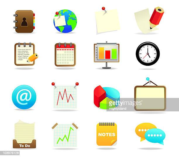 Office web icons