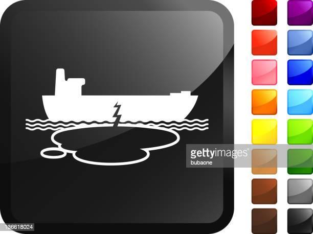 oil tanker accident internet royalty free vector art