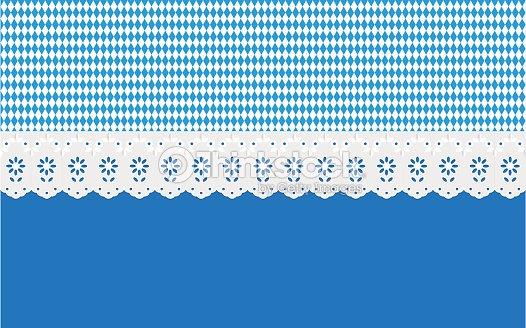 Oktoberfest motif diamant sur fond bleu clipart vectoriel thinkstock for Carrelage losange diamant