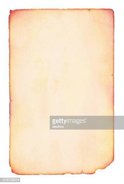 Old plain paper