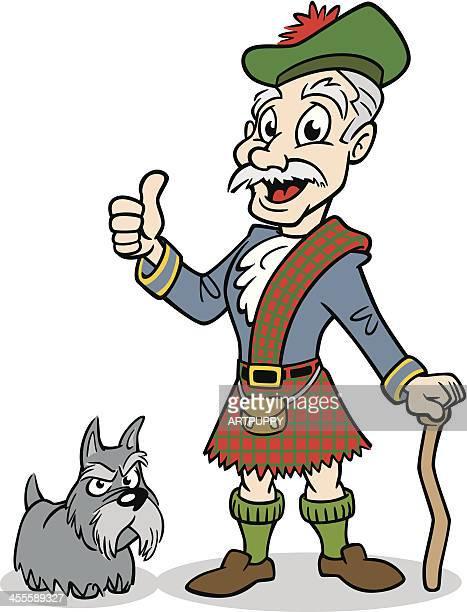 Old Scottish Man