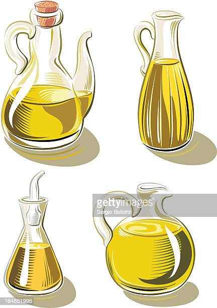 Cooking Oil Vector Art And Graphics | Getty Images