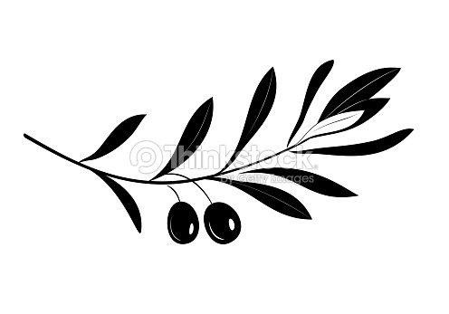 aceite de oliva etiqueta o logotipo para almac n o mercado arte vectorial thinkstock. Black Bedroom Furniture Sets. Home Design Ideas