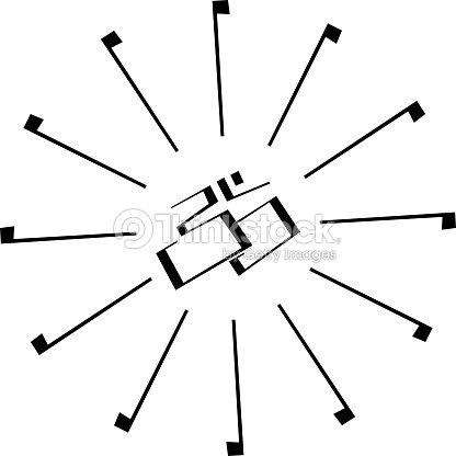 Om Indisches Zeichen Und Symbol Vektorgrafik Thinkstock