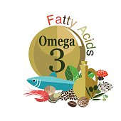 Products with the maximum content of Omega 3.