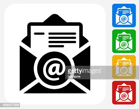 online resume icon flat graphic design vector art getty images