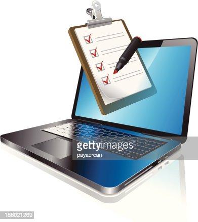Online survey : Vector Art