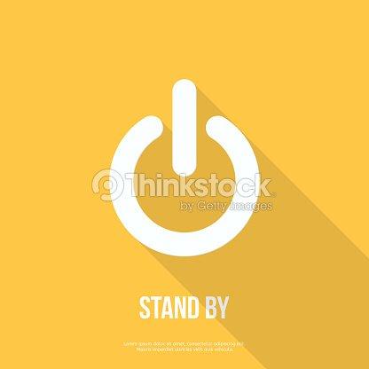 Onoff Switch Icon Power Symbol Flat Design Vector Art Thinkstock