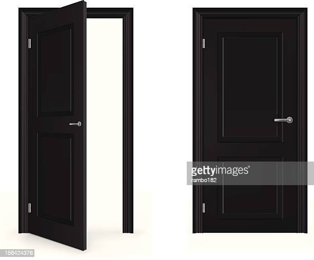 Door Stock Illustrations And Cartoons | Getty Images
