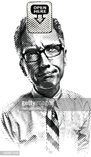 Horn Rimmed Glasses Stock Illustrations And Cartoons