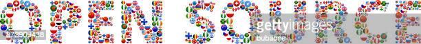 Open Source World Flags Vector Buttons