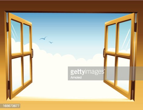 Looking through window stock illustrations and cartoons for Window design cartoon