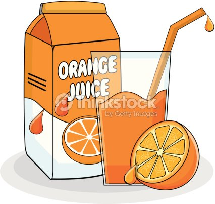 Orange Juice Vector Art | Thinkstock