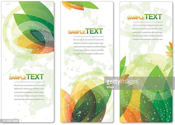Organic Banners