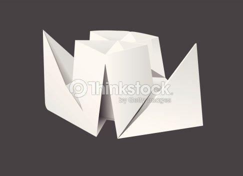 origami ship vector art thinkstock