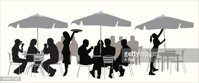 Outdoor Restaurant Vector Silhouette Vector Art Getty Images : outdoor restaurant vector silhouette vector id455317081s170667a from www.gettyimages.com size 638 x 268 jpeg 75kB