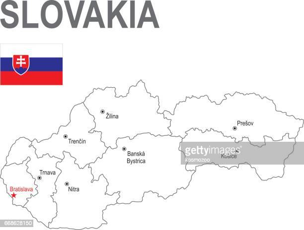 Slovakian Flag Vector Art and Graphics | Getty Images