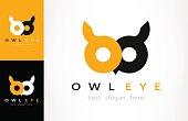 owl symbol vector