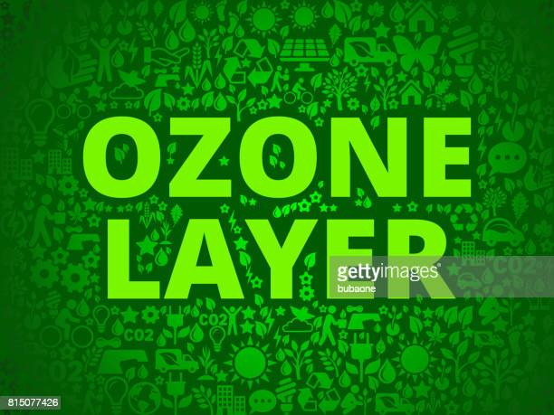 conservation of ozone layer A number of commonly used chemicals have been found to be extremely damaging to the ozone layer halocarbons are chemicals in which one or more carbon atoms are linked to one or more halogen atoms .