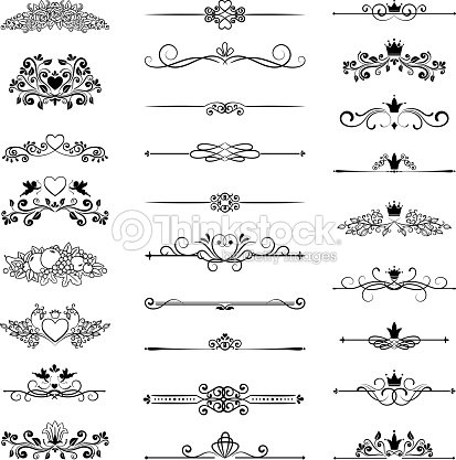 page d coration avec couronne clipart vectoriel thinkstock. Black Bedroom Furniture Sets. Home Design Ideas