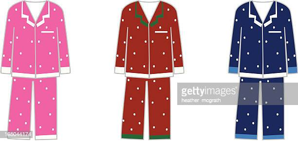 Pajamas Stock Illustrations And Cartoons Getty Images