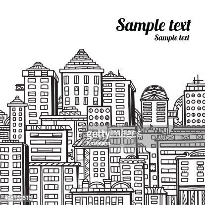 how to draw toronto city