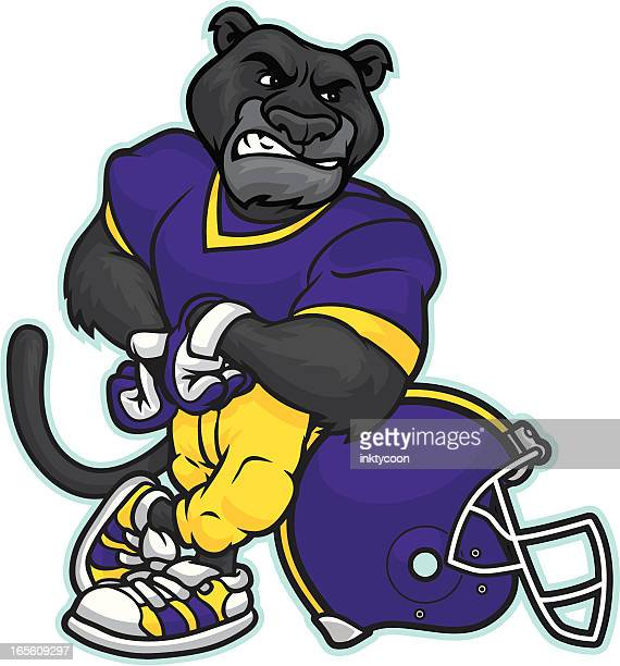 American Football Strip Vector Art and Graphics | Getty Images  American Footba...