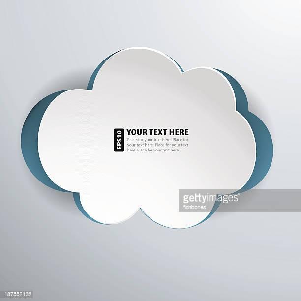 Di carta Cloud