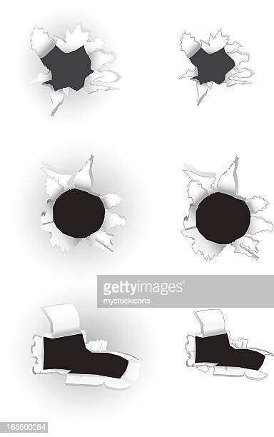 Paper Holes