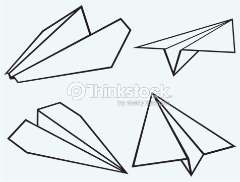 Paper Plane Vector Art | Thinkstock